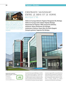 édifice magazine - vigimed martigny