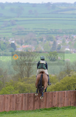 Mark Kyle and ERANO M - Brigstock International Horse Trials, Rockingham Castle 2014