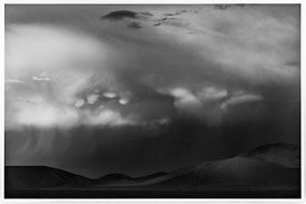 'Hand of God' Namibia 1998: Photographer: Neil Emmerson.