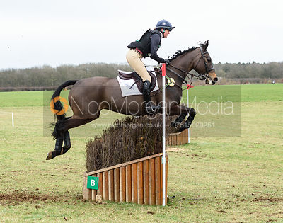 Piggy French and GRAF CAVALIER. Oasby (1) Horse Trials 2019
