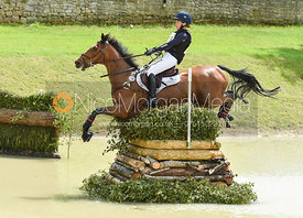 Chuffy Clarke and SECOND SUPREME, Equitrek Bramham Horse Trials 2018