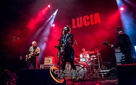 Lucia in Bournemouth