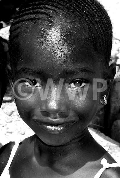 Child of Bargny - Senegal