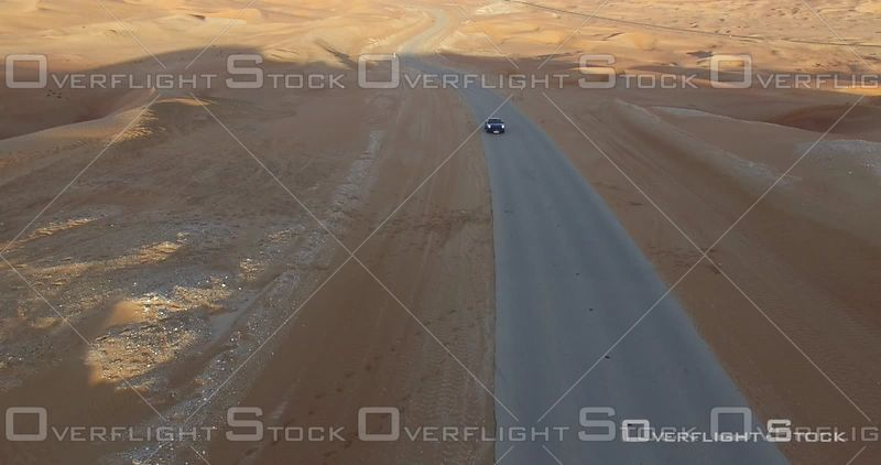 Desert Road, United Arab Emirates