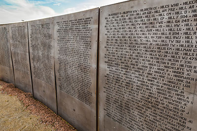 Wall of names IBCC