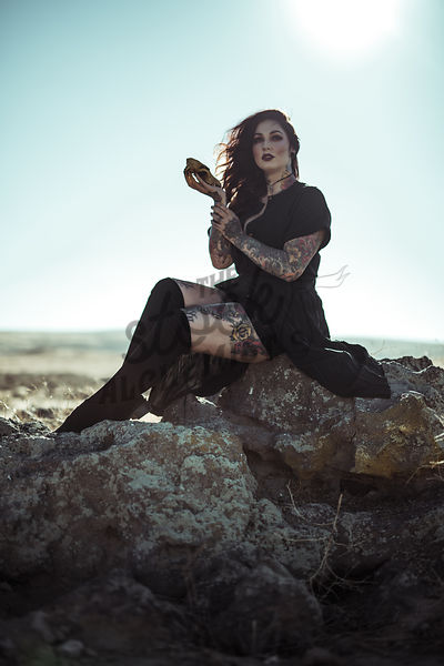 B: Desert Witch