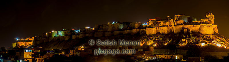 Golden Fort, Jaisalmer, India