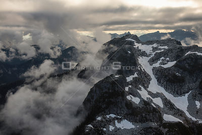 North Shore Mountains British Columbia