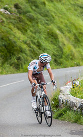Climbing the Col D'Aubisque - Tour de France 2011