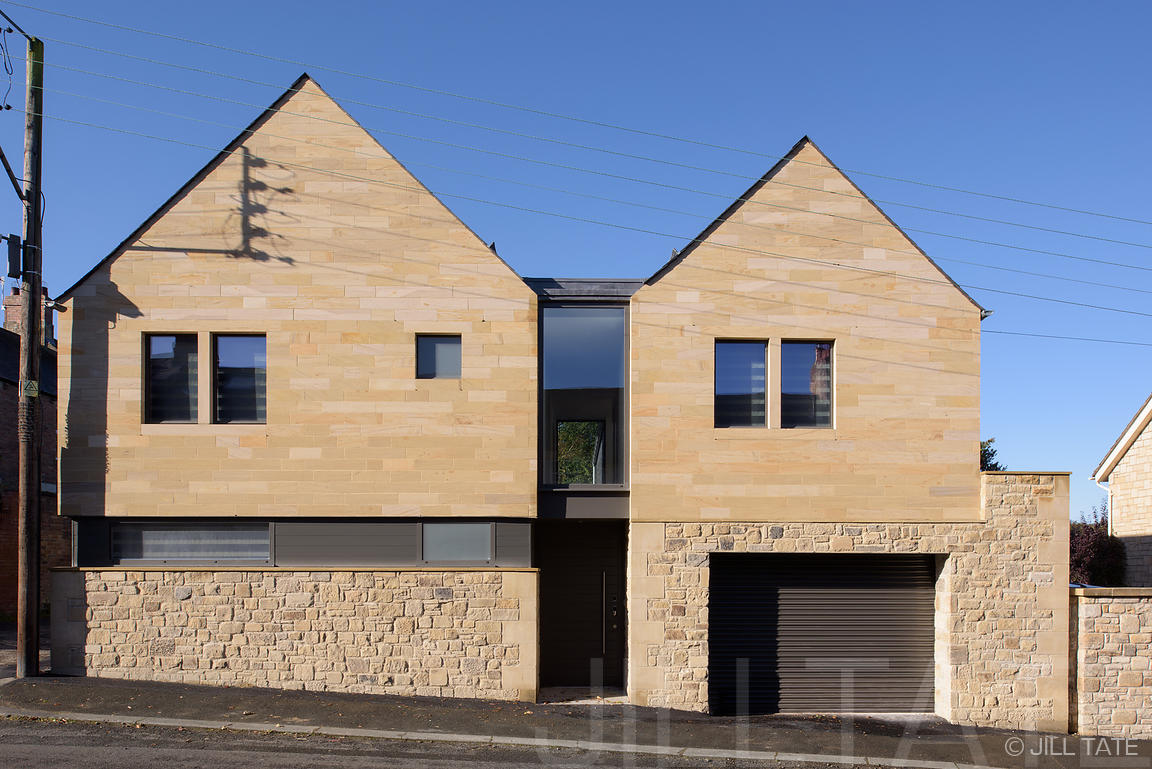 St Andrew's Road, Hexham | Client: Elliott Architects