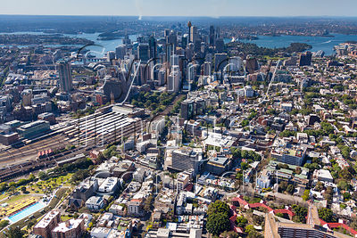 Surry Hills Aerial Photography