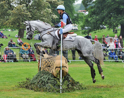 Jonelle Price and FAERIE DIANIMO - Event Rider Masters CIC***