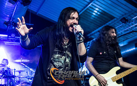 Firewind live at the Engine Rooms Southampton