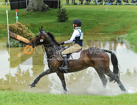 Katie Barber and WOODFIELD RIA - CCI***