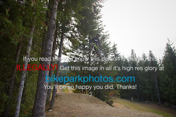 Saturday September 29th - Crabapple Hits bike park photos