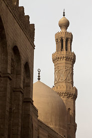 Egypt - Cairo - The Sultan Barquq mosque, Bein al-Qasreen area, Islamic Cairo