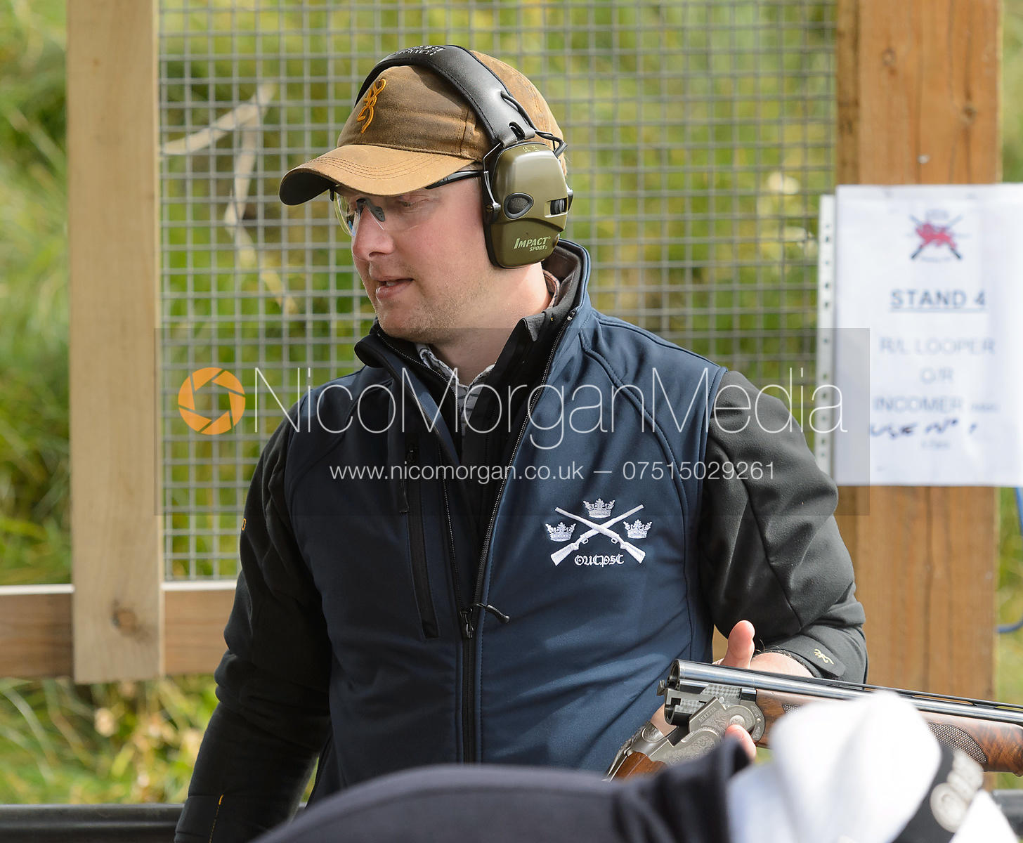 Varsity Clay Pigeon Shooting, April 2017