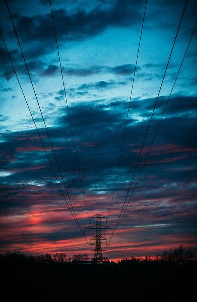 Tallaght_Sunset_power_lines_may_16