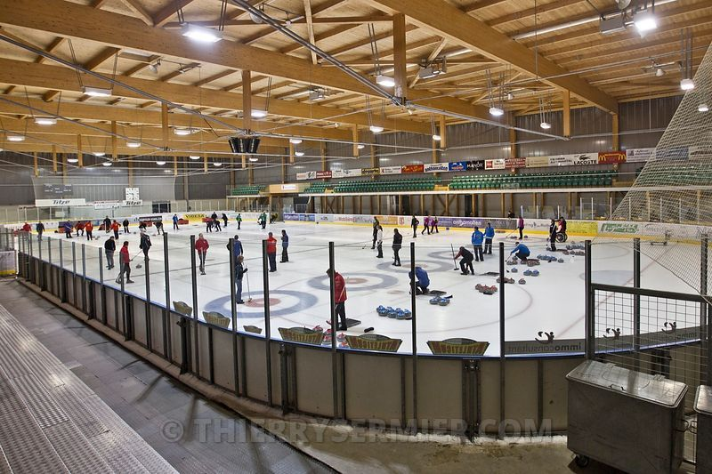 patinoire couverte de Sion
