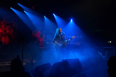 New Model Army - Rock City, Nottingham, UK (Dec. 2014)