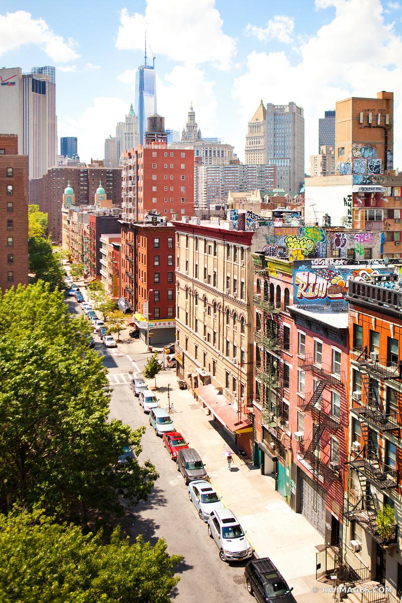 NEW YORK CITY COLOR VERTICAL