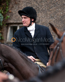 The Quorn Hunt at Centaur Stud, Cold Newton 18/11/11.