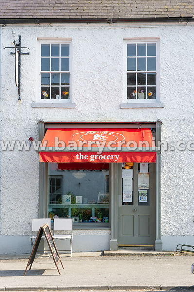5th September, 2015.Tyrrellspass, County Westmeath. Pictured is The Grocery:.Photo:Barry Cronin/www.barrycronin.com 087-95985...