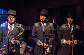 Opening Event of Festival da Jazz 2013 Live at Dracula Club St.Moritz