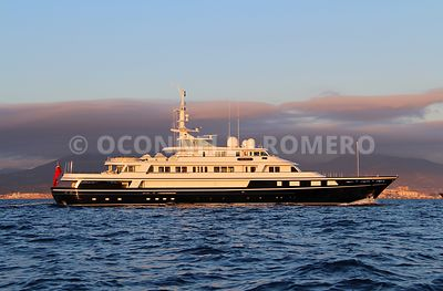 Superyacht Virginian