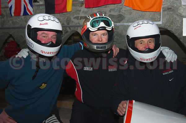 Bobsleigh Monaco Race 2010