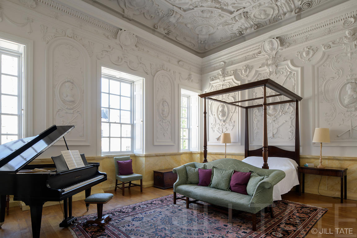 The Music Room, Lancaster | Client: The Landmark Trust