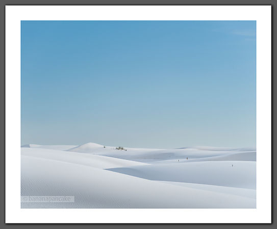 White Sands, New Mexico USA - BP6632