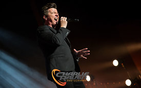 Rick Astley live in Bournemouth
