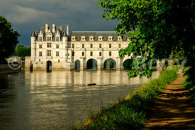 FRANCE, VALLEE DE LA LOIRE, CHATEAU DE CHENONCEAU//FRANCE, LOIRE VALLEY, CASTLE OF CHENONCEAU
