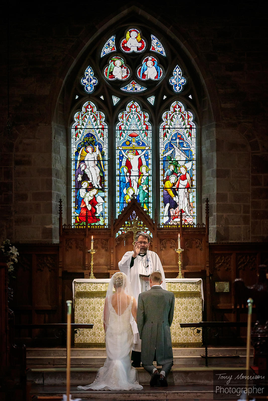 Charlotte & Luke's Wedding