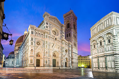The Duomo, Florence.