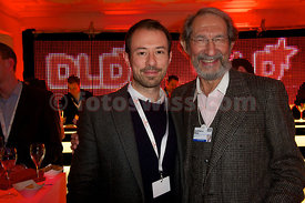 DLD Burda Event am WEF 2013