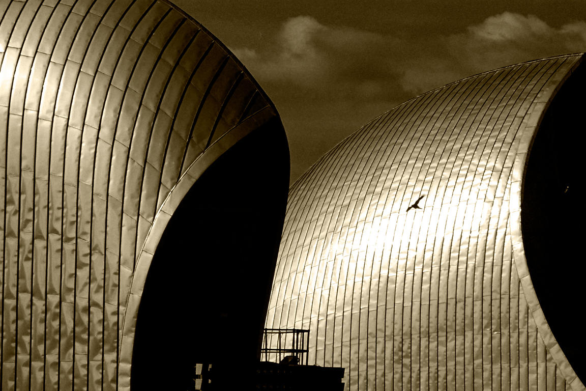 River Thames Flood Barrier