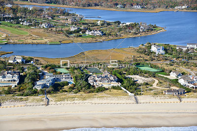 Dune Road Quogue Village Beach New York