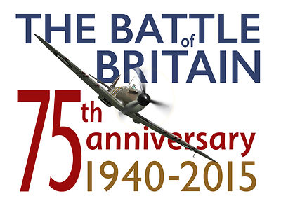 Battle of Britain 75th anniversary poster