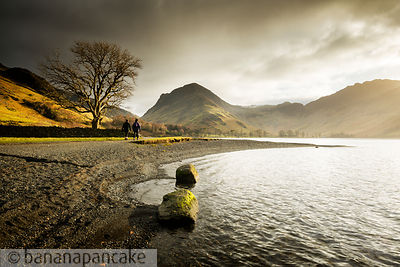 Buttermere, Lake District - BP3373B