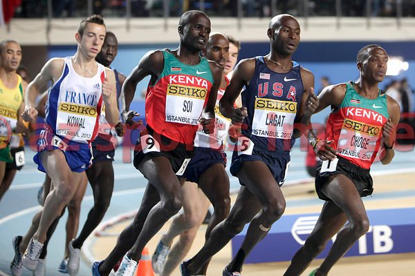 3000m Indoor | Bernard LAGAT (USA)