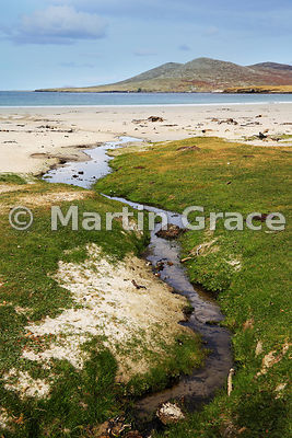 Cliff Point Bay, Saunders Island, Falkland Islands