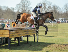Lucy Wiegersma and SIMON PORLOE - Belton Horse Trials 2012