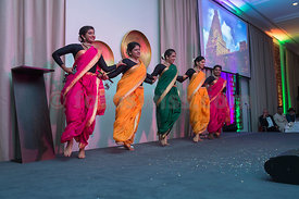 St.Moritz Art Masters 2014.Bollywood Gala Night
