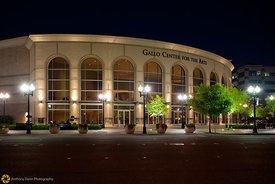 Gallo Center at Night #2