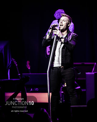Ronan Keating - Symphony Hall