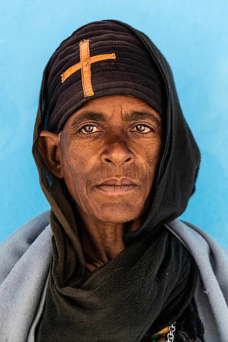 Portrait of a Christian Pilgrim