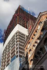 20 Fenchurch street - Construction