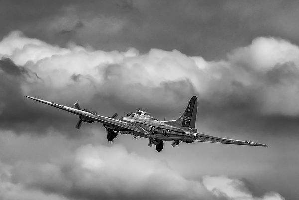 "B-17 Flying Fortress ""Yankee Lady"""
